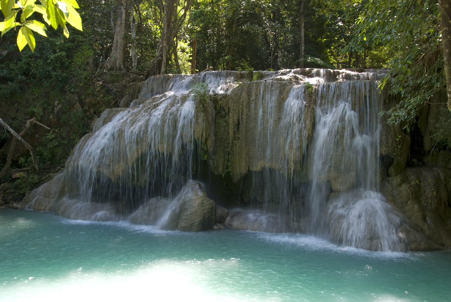 Erawan Falls svg #10, Download drawings