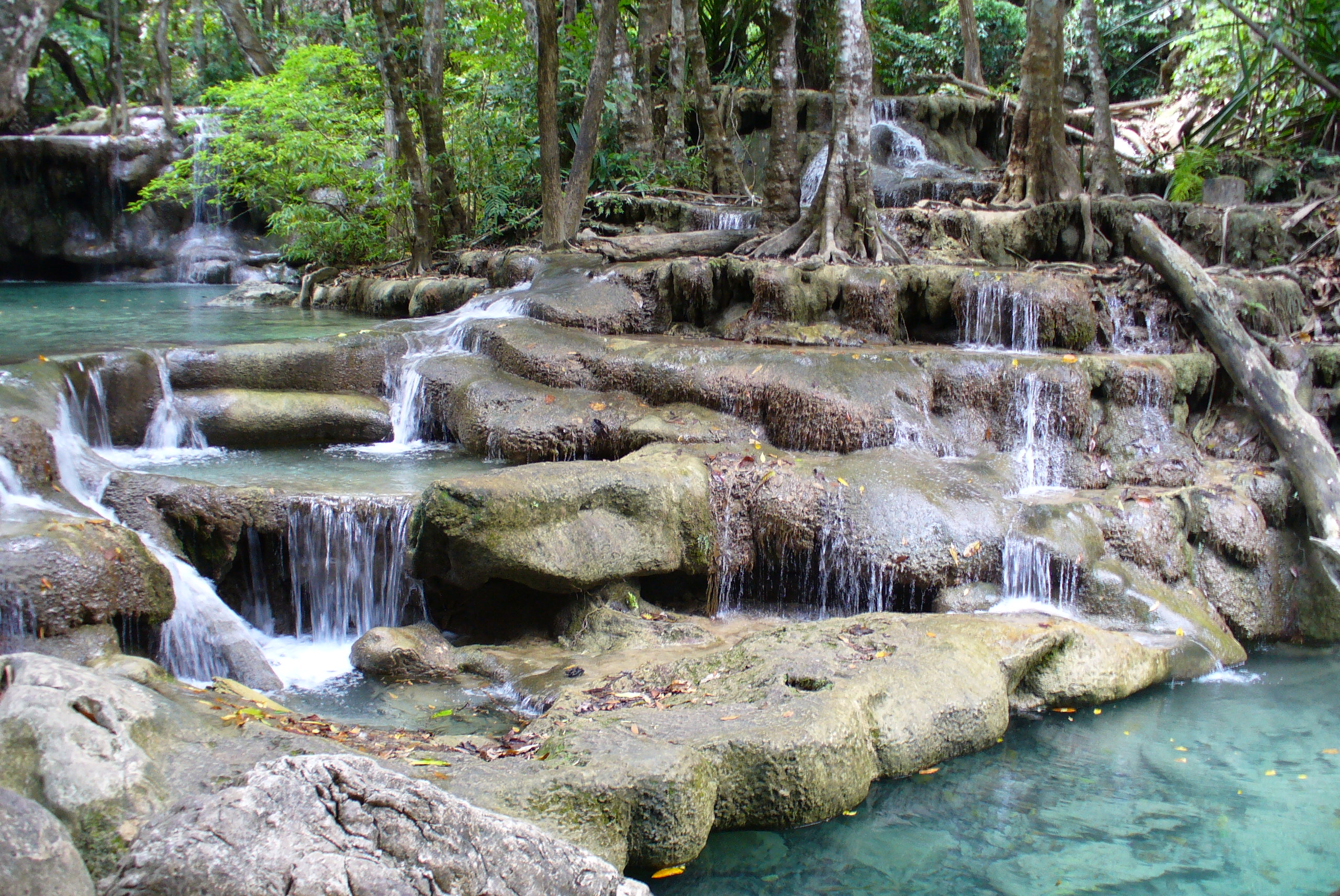 Erawan Falls svg #4, Download drawings