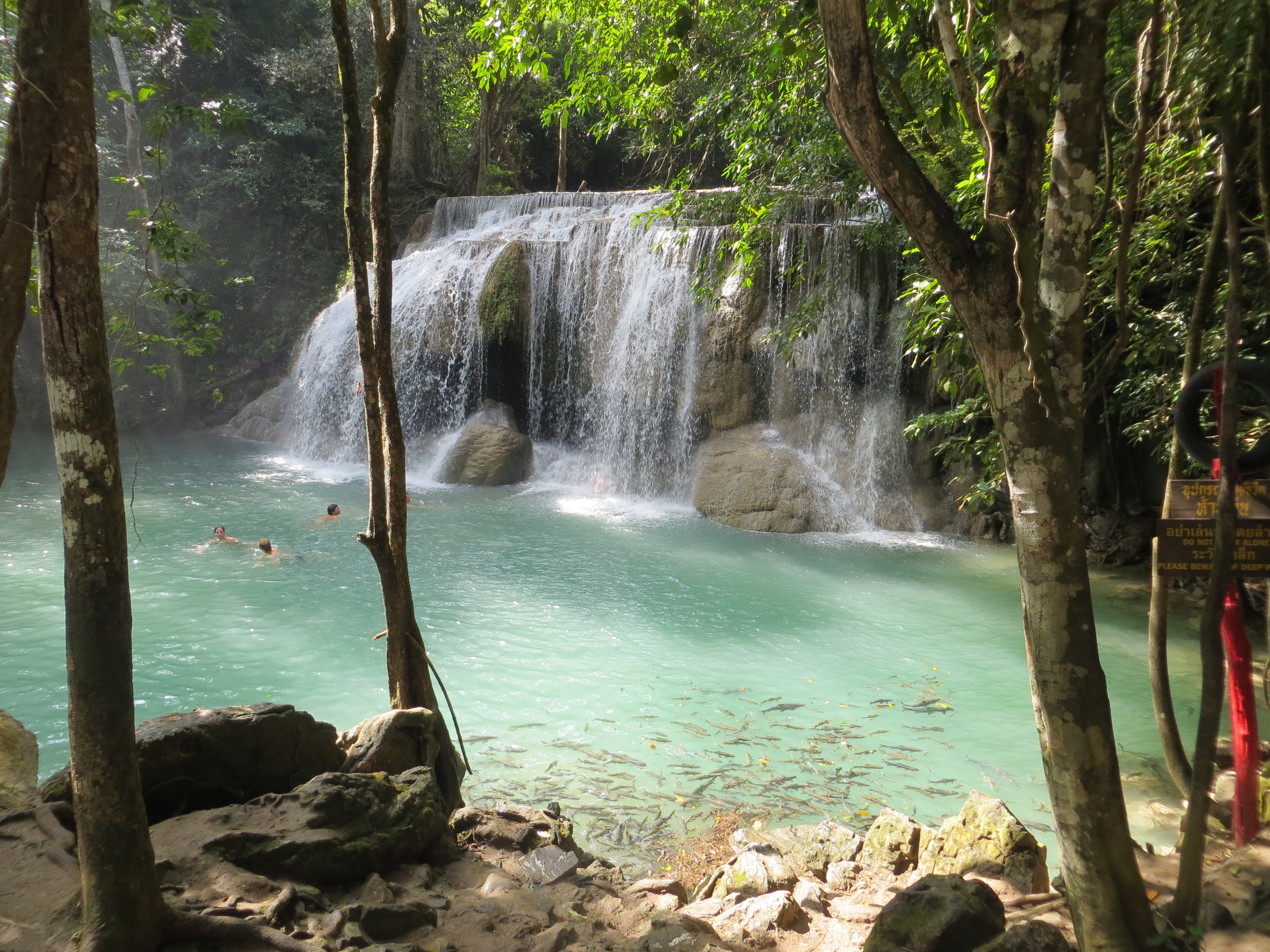 Erawan Falls svg #5, Download drawings
