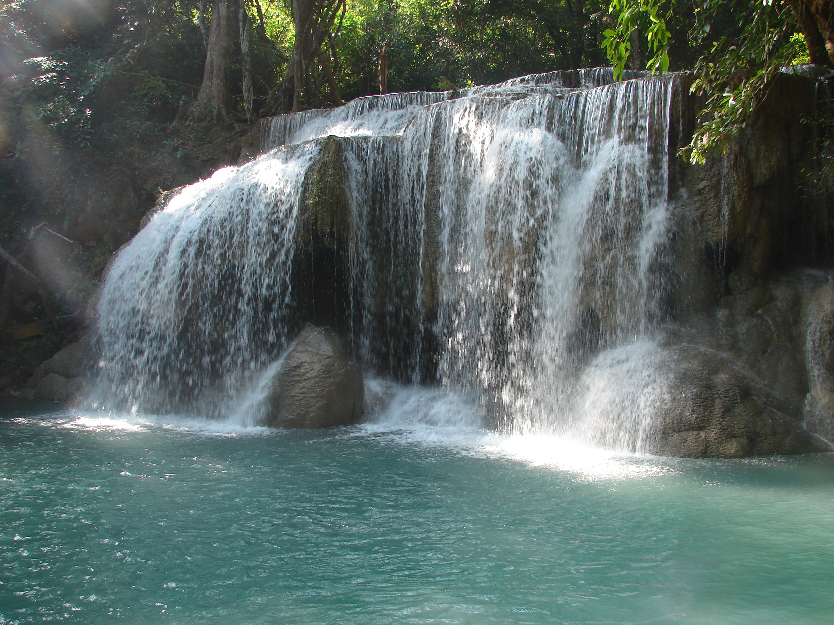 Erawan Falls svg #2, Download drawings