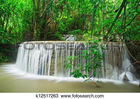 Erawan Waterfall clipart #20, Download drawings