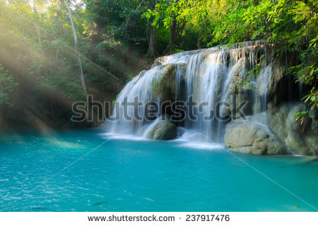 Erawan Waterfall clipart #20, Download drawings