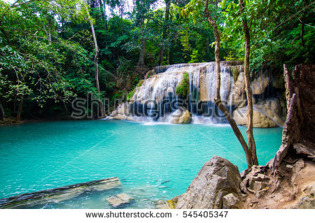 Erawan Waterfall clipart #9, Download drawings