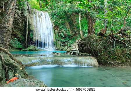 Erawan Waterfall clipart #6, Download drawings