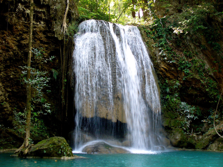 Erawan Waterfall svg #9, Download drawings