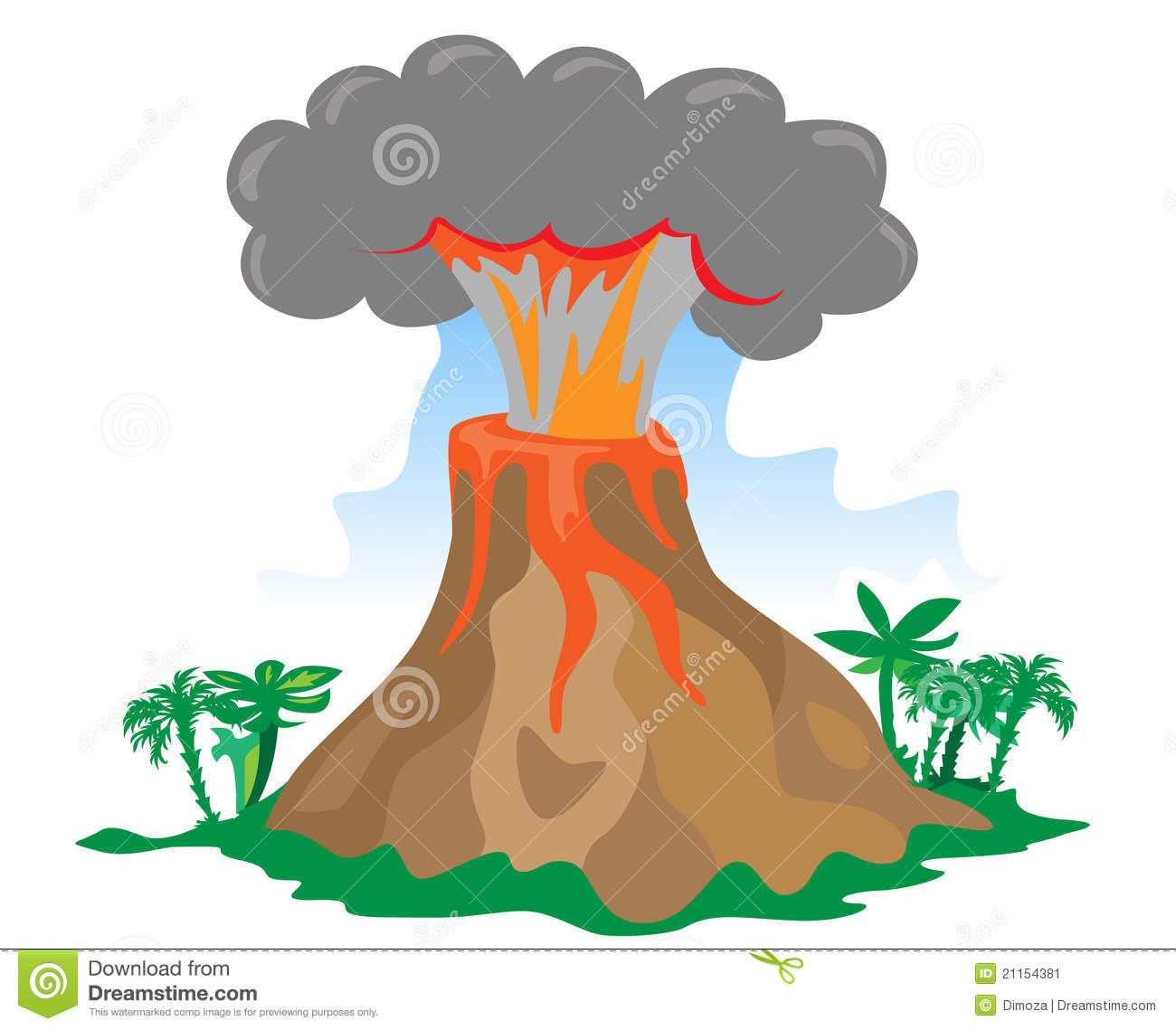 Eruption clipart #12, Download drawings