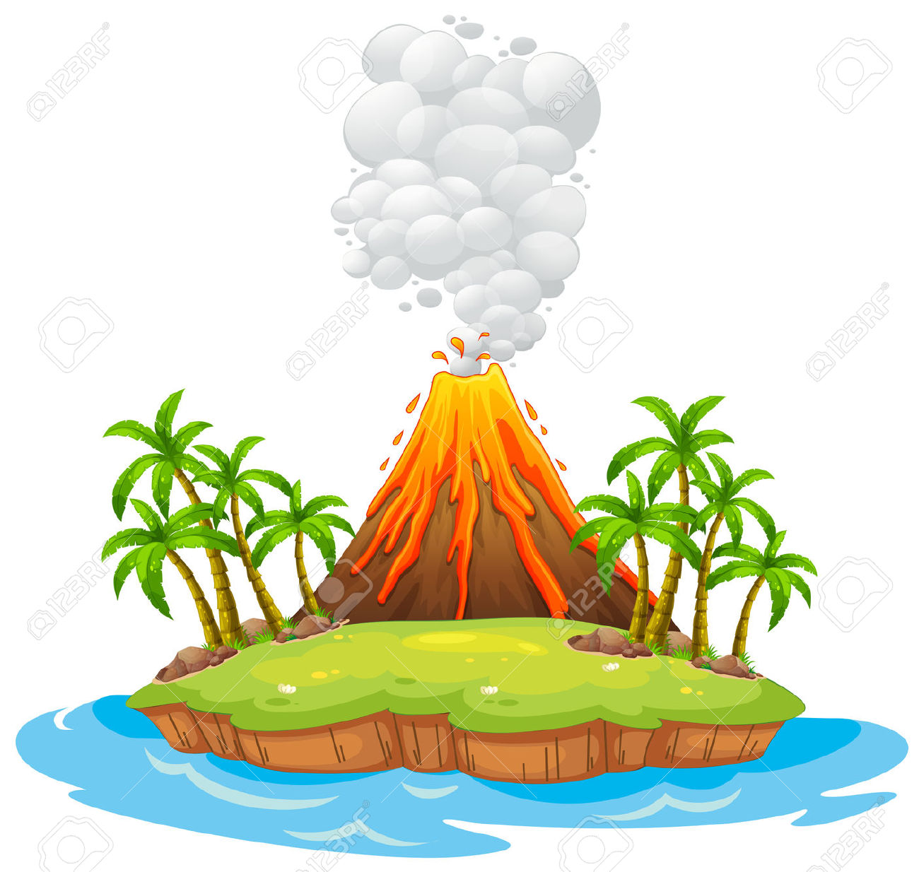 Eruption clipart #5, Download drawings