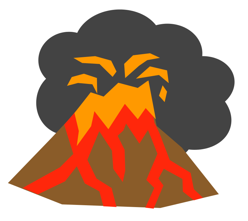 Eruption clipart #19, Download drawings