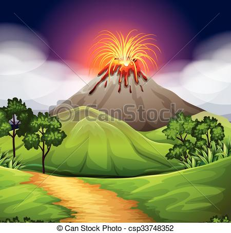 Eruption clipart #4, Download drawings