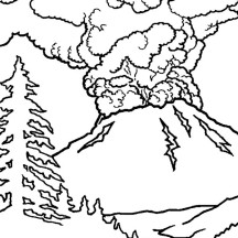 Eruption coloring #15, Download drawings