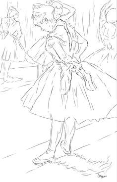 Estudio coloring #6, Download drawings