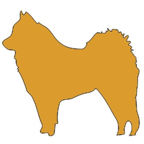 Eurasier clipart #1, Download drawings