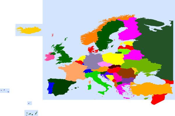 Europe clipart #3, Download drawings