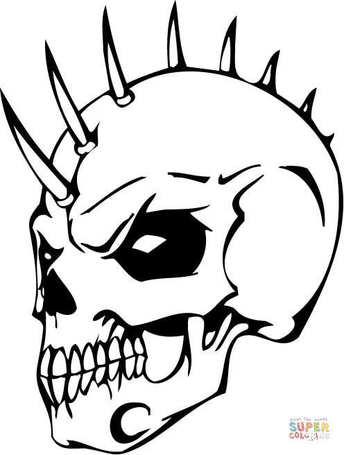 Evil coloring #9, Download drawings