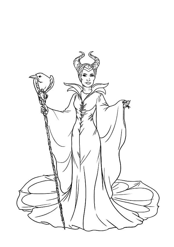 Evil coloring #11, Download drawings