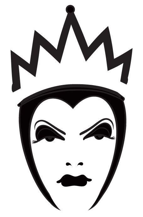 evil queen svg #312, Download drawings