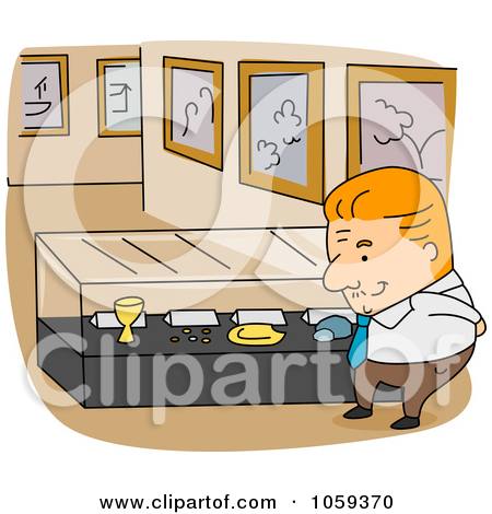 Exhibit clipart #9, Download drawings