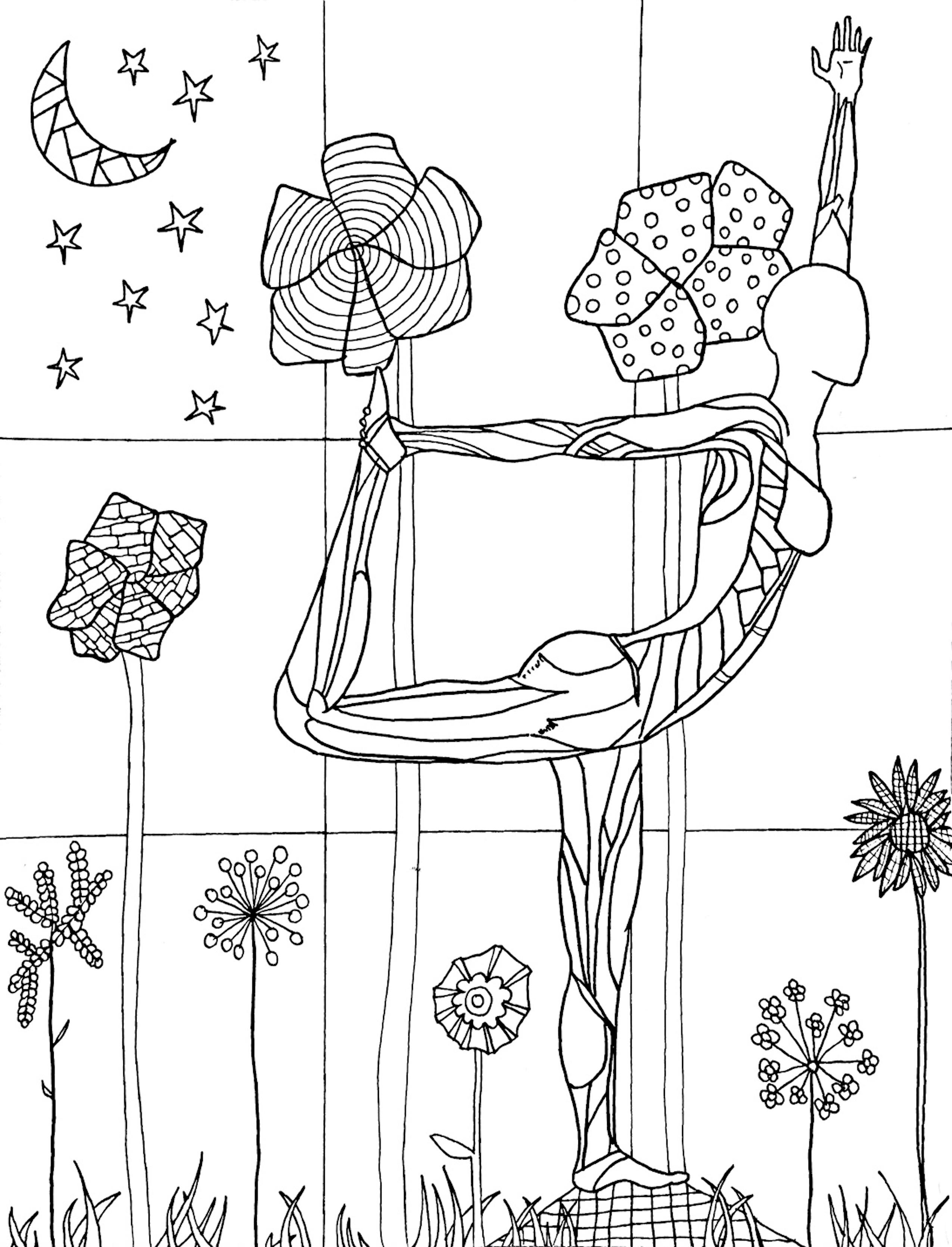 Exploration coloring #3, Download drawings