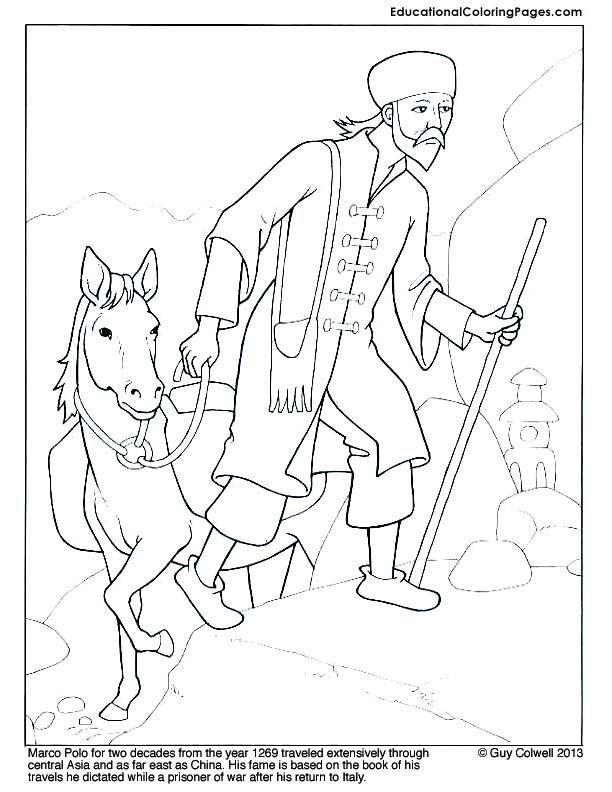 Exploration coloring #4, Download drawings