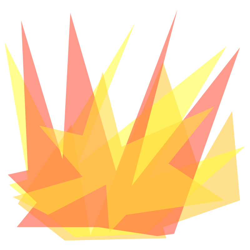 Explosion clipart #5, Download drawings