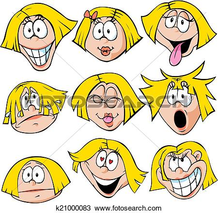 Expression clipart #7, Download drawings