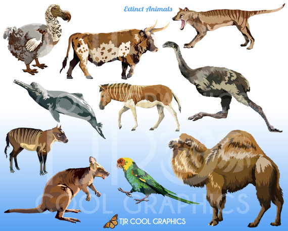 Extinct clipart #14, Download drawings