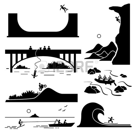 Extreme Climbing clipart #2, Download drawings