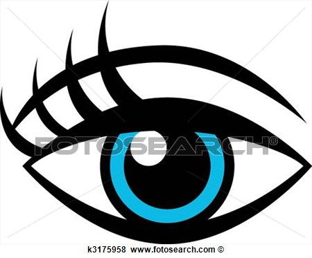 Eye clipart #6, Download drawings