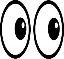 Eye clipart #3, Download drawings