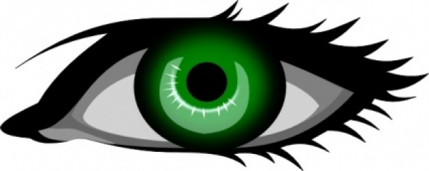 Green Eyes clipart #15, Download drawings