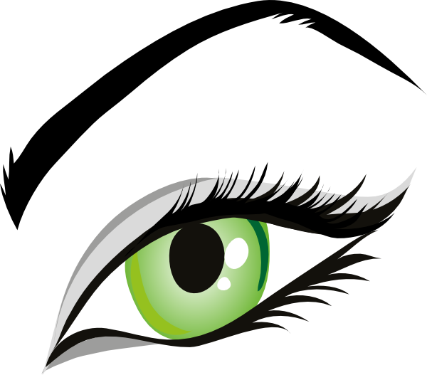 Eye clipart #2, Download drawings