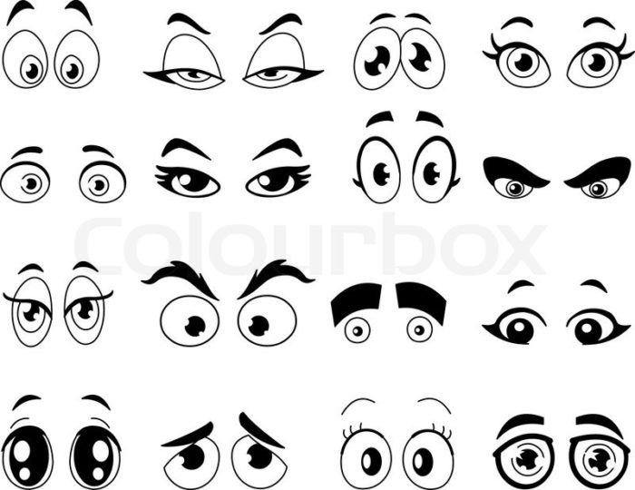 Eye coloring #17, Download drawings