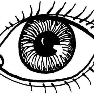 Eye coloring #9, Download drawings