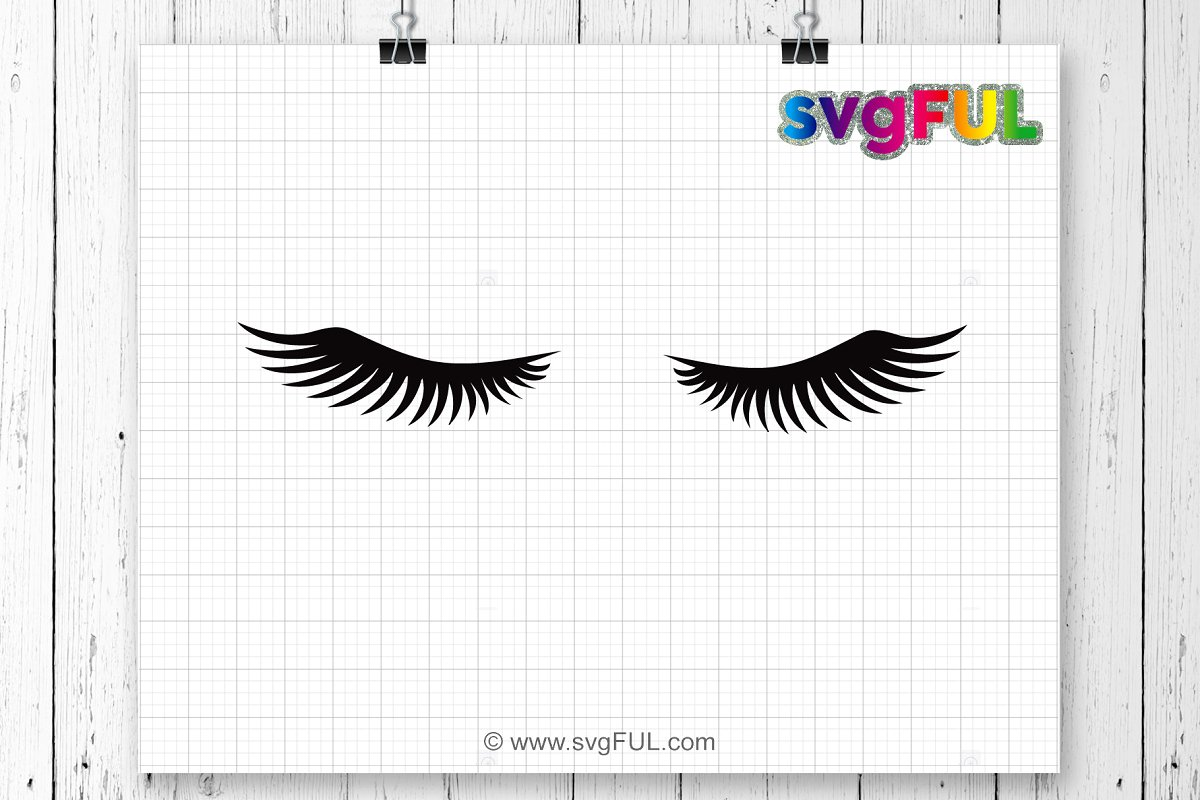 eye lashes svg #747, Download drawings