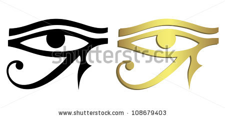 Eye Of Horus coloring #9, Download drawings