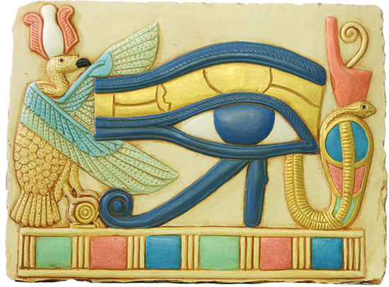 Eye Of Horus coloring #3, Download drawings