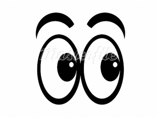 Eyes clipart #5, Download drawings