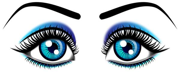 Eyes clipart #16, Download drawings