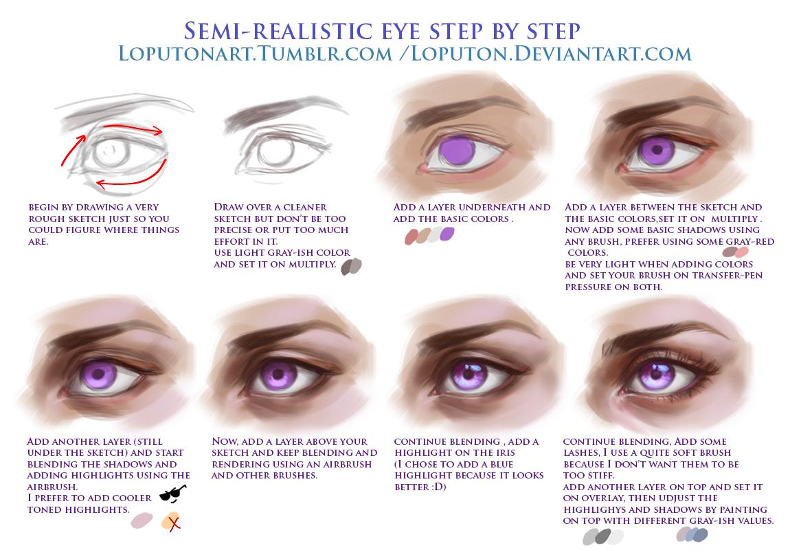 Eyes coloring #4, Download drawings