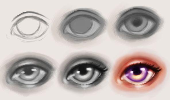 Eys coloring #2, Download drawings