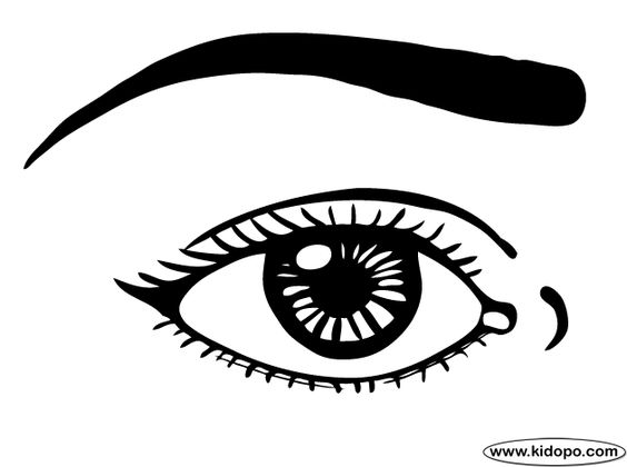 Eys coloring #20, Download drawings