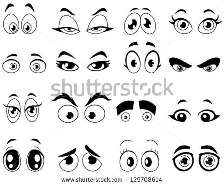 Eyes svg #442, Download drawings