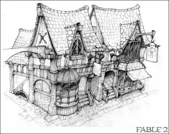 Fable 2 coloring #19, Download drawings