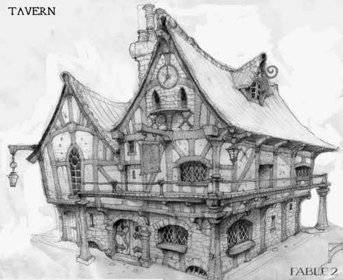 Fable 2 coloring #16, Download drawings