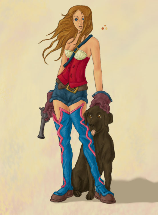 Fable 2 coloring #1, Download drawings