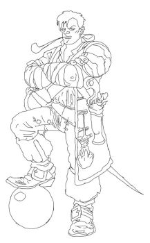 Fable 2 coloring #7, Download drawings