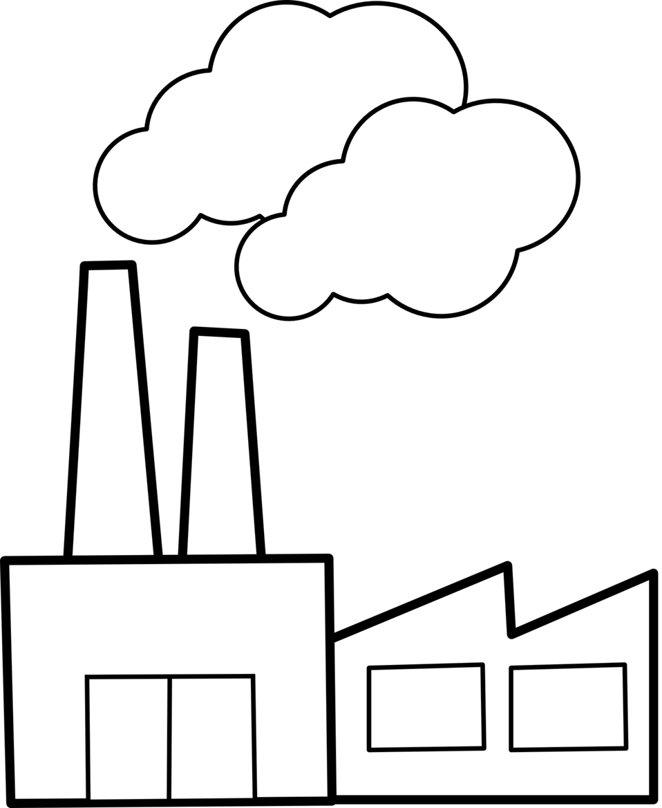 Factory clipart #4, Download drawings