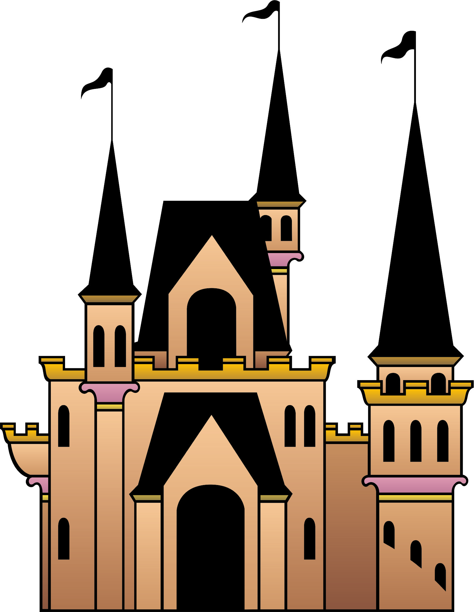 Fairfax Castle svg #3, Download drawings