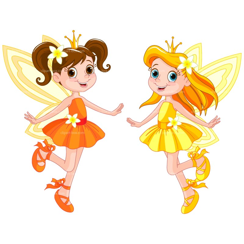 Fairy clipart #2, Download drawings