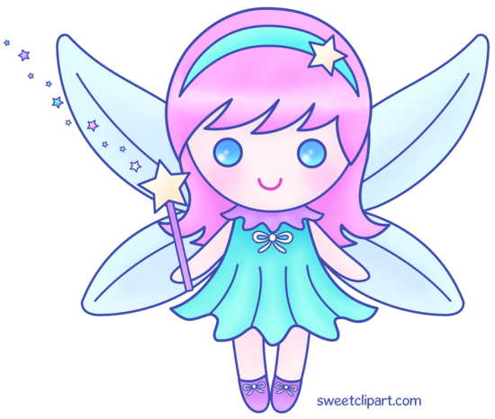Fairy clipart #1, Download drawings